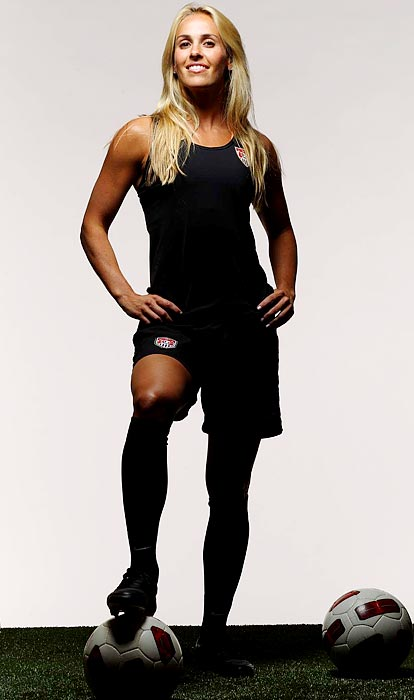 Heather Mitts Soccer